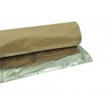 大陆玻纤铝箔-单面带胶 1m×100m 100m2/筒