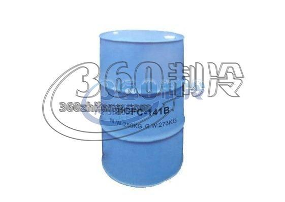 中性R141B 制冷剂 250kg/桶