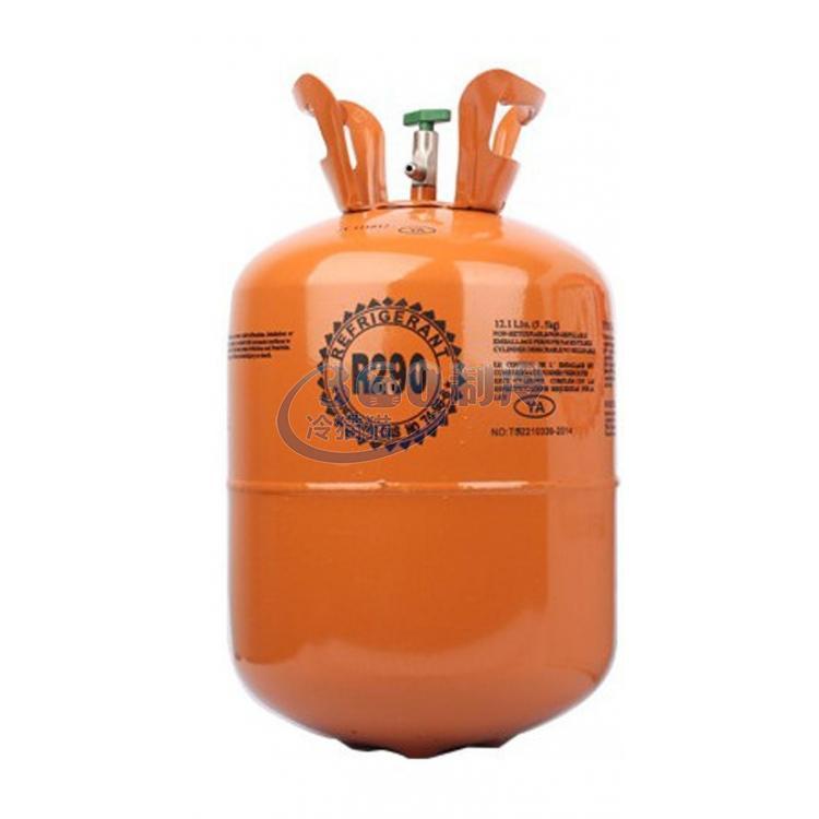 中性R290制冷剂 5kg/瓶