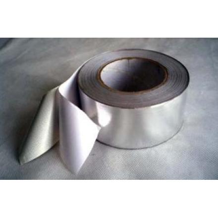 斯帝克铝箔胶带-阻燃玻纤薄型 80mm×40m×7um