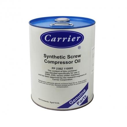开利Carrier PP23BZ110005 合成冷冻油18.9L