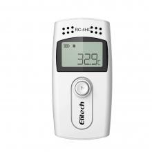 精創RC-4溫濕度記錄儀倉庫大棚冷鏈溫度自動記錄報警藥房藥店gsp認證