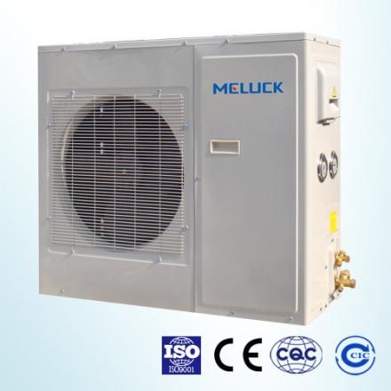 美乐柯中温箱式冷凝机组XJQ02MAG-E 不带电控 R22 2HP 3.7KW