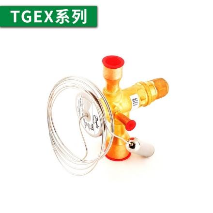 丹佛斯膨胀阀 TGEX3 067N2150 R22/-40℃  Φ3/8x5/8
