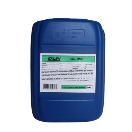 艾克 GL-050 25kg  高效鍋爐防垢除垢專用堿性鍋爐除垢劑 液體優質鍋爐除垢劑