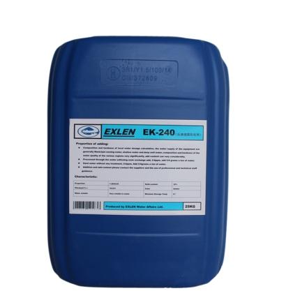 艾克 EK-240 25kg  硅磷晶緩蝕阻垢劑  灰水阻垢劑 緩蝕阻垢分散劑