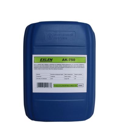 艾克 AK-750  25kg  低硬度水缓蚀阻垢剂 特配 含聚丙烯酸药剂