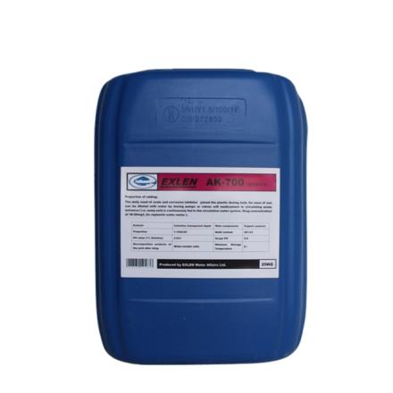 艾克 AK-700  25kg  阻垢剂 无磷阻垢缓蚀剂 电厂缓蚀阻垢剂  循环水缓蚀阻垢剂
