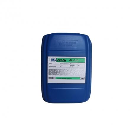 艾克 GL-010 25kg 高效锅炉除垢剂具有清洗和缓蚀的双重作用 酸性液体