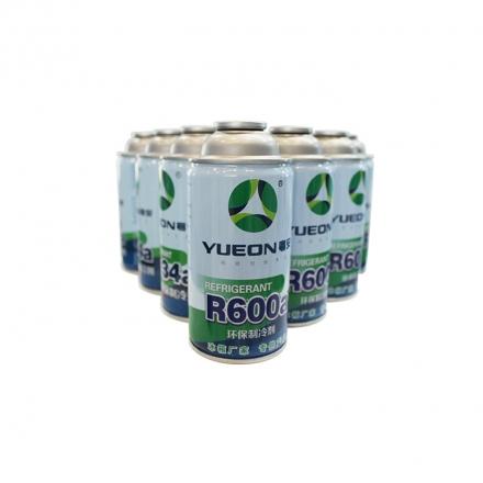 粤安R600A环保制冷剂 (100g/瓶 30瓶/箱)
