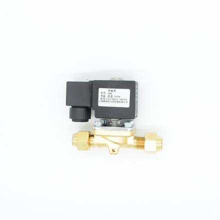 奉申电磁阀SV8 螺口 含线圈 Φ10mm 220V 新型号【SV8-R1】