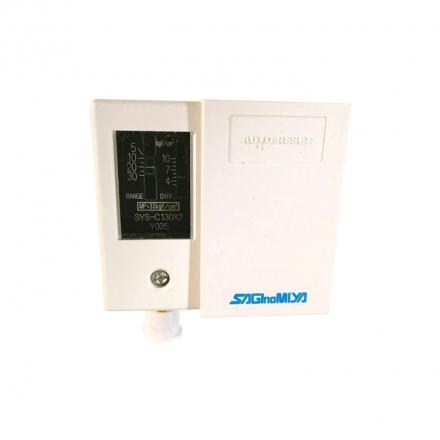 日本鷺宮壓力開關SYS-C130X0壓力控制器