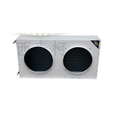 西麦柯120平方风冷冷凝器 适用15匹双风 铜管环排数5x15 风叶直径500 FNF-36/120