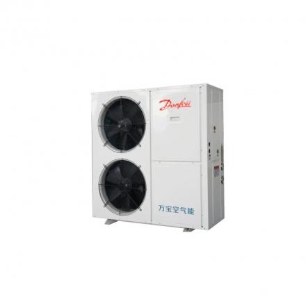 丹佛斯全配置机组MLZ038T4侧出风一体机 5匹 R404 中低温