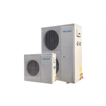 美乐柯箱式制冷机组6匹XJQ06MAGY 库温-5~-18度R404A中低温冷库机组