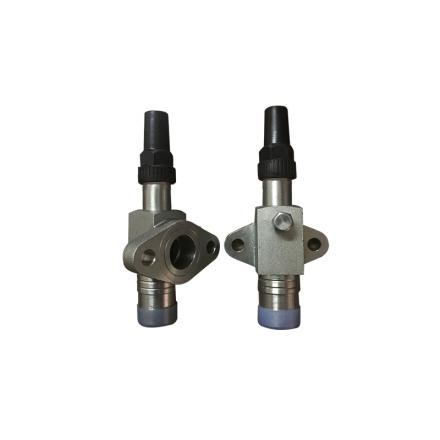 比泽尔压缩机吸气低压阀 压缩机型号: 4NES-14 -40p