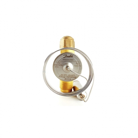 【熱銷】丹佛斯膨脹閥閥體TX2 內平衡068Z3206 R22/-40℃