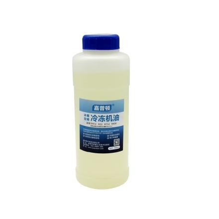 嘉普顿冰箱冷冻机油 R12R22R152R406空调冰箱冷冻机油500ml瓶装