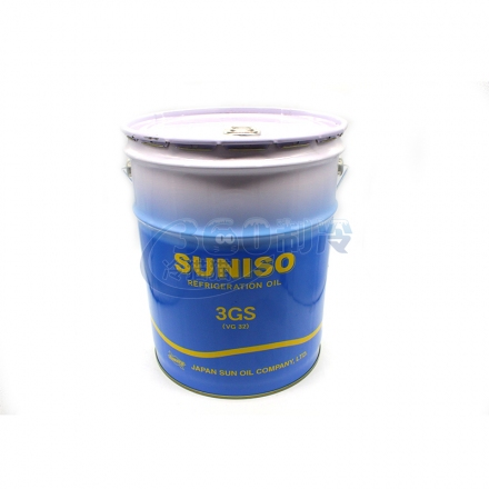 太阳SUNISO冷冻油(新包装)3GS 20L