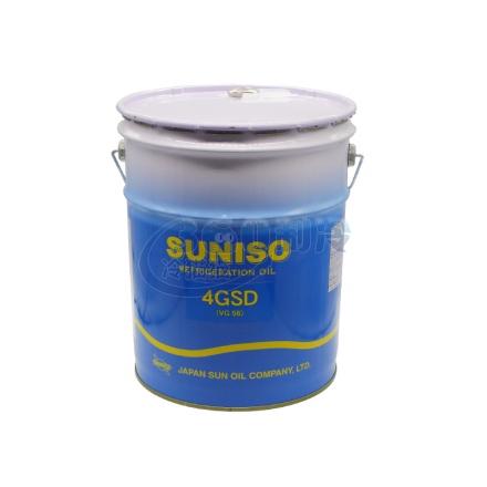 太阳SUNISO冷冻油(新包装)4GSD 20L