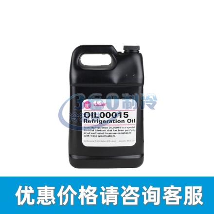 特灵TRANE OIL00015 合成冷冻油 1加仑/桶
