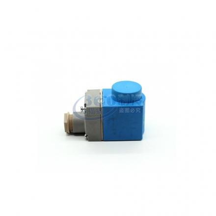 丹佛斯电磁阀-线圈 EVR 018F6881直流线圈 220V