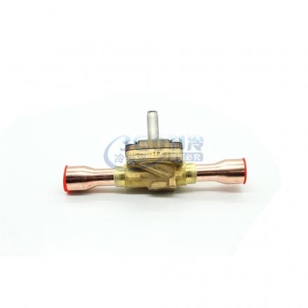 丹佛斯电磁阀-阀体 EVR20 032F1244(新代码032L1244) 9分焊口 ac 1 1/8接口 28mm