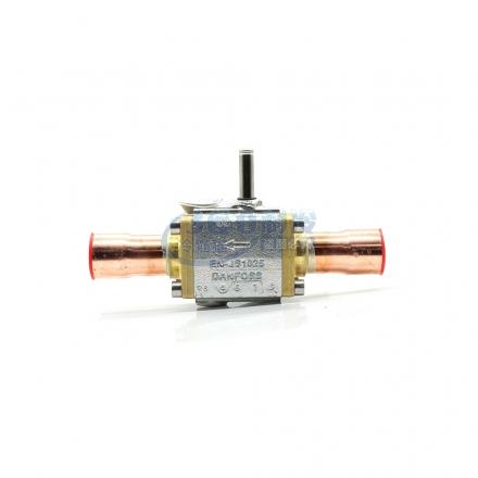 丹佛斯电磁阀-阀体 EVR32 042H1104 (新代码032L1104)13分焊口 1 5/8接口 41mm