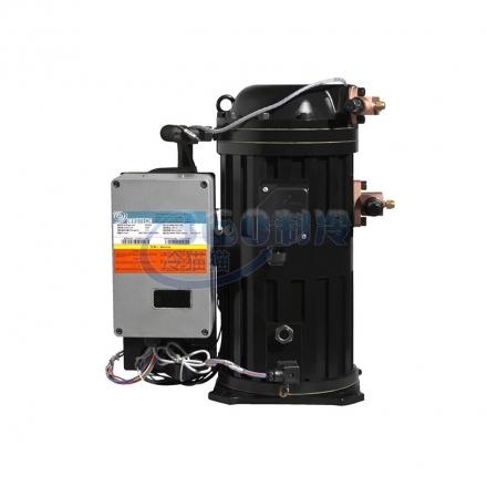 英华特YH150A1-100空调压缩机5匹R22 380V50HZ对应机型ZR61KC-TFD