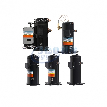 英华特YSF90A1G-V100半封涡旋压缩机R22 对应QF185A 冷库压缩机