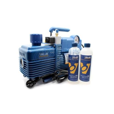 飞越双级真空泵 R410 V-i280SV 4L/s 冷媒抽空泵、抽气泵