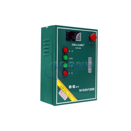精创电控箱ECB-5080(10P)金属壳体 制冷化霜