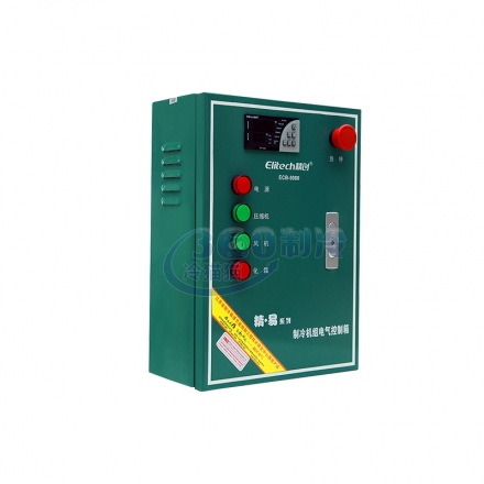 精创电控箱ECB-5080(30P)金属壳体 制冷化霜风机