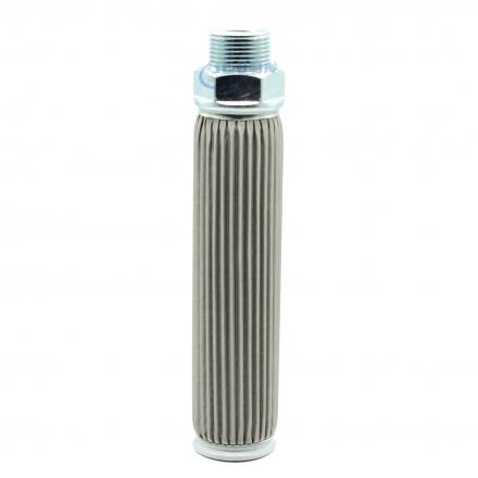 原装复盛螺杆压缩机内置油滤261702156外螺纹