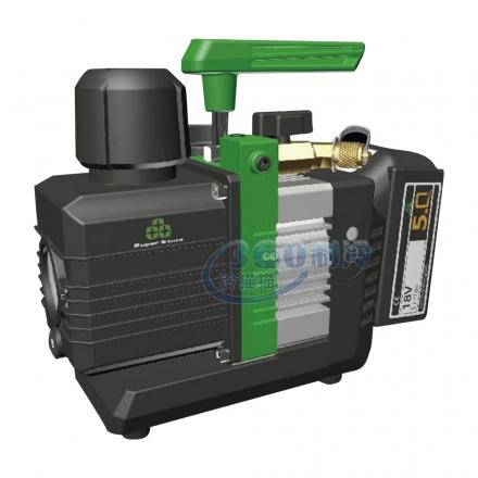 大圣縱橫智能鋰電真空泵 2.5L 充電微型雙級真空泵 ST-C4BM