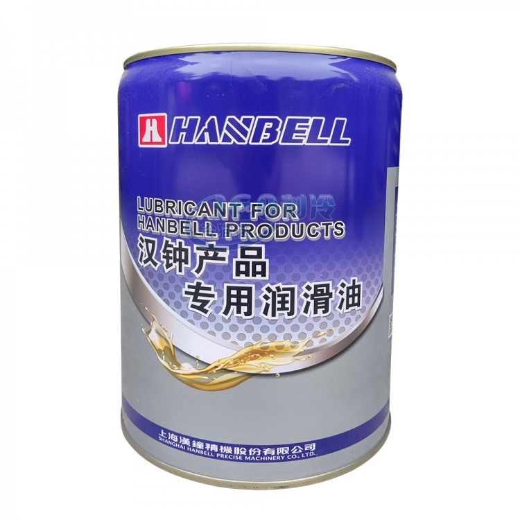 汉钟HANBELL HBR-B04  螺杆机专用润滑油 18.9L/桶